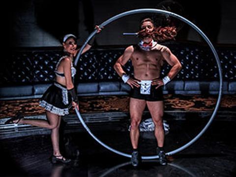 atrakcje na imprezę firmową event taniec w kole striptease acroart agencja muzyczna