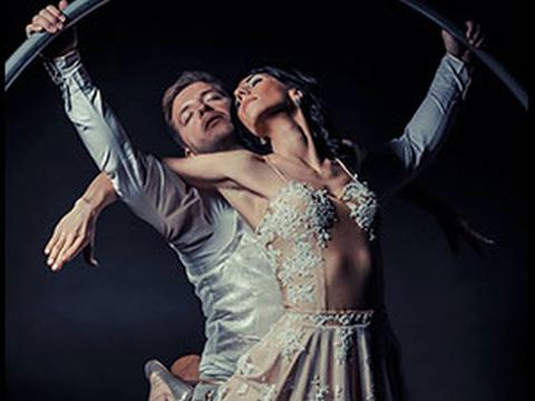 atrakcje na imprezę firmową event taniec w kole beauty the besst acroart agencja muzyczna